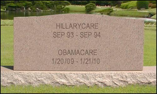 Obamacare Death